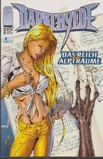 Darkchylde Heft #2 von 3 Das Reich der Alpträume 1998 Image Comics