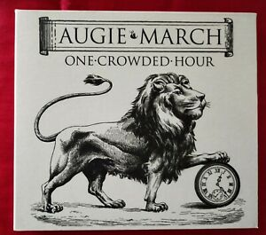 Augie March - One Crowded Hour CD 5 track 2006 EP good used