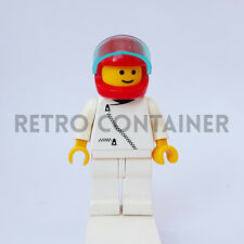 LEGO Minifigures - 1x zip006 - Pilot with Zipper - Town Omino Minifig 1992 6526
