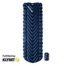 Klymit Static V Blue Sleeping Pad Lightweight Camping - Certified Refurbished