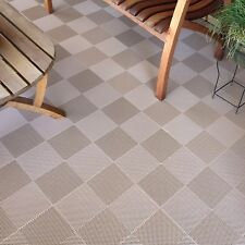 DECK AND PATIO FLOOR TILES BEIGE | Made In The USA