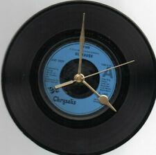 "ULTRAVOX - HYMN 7"" VINYL RECORD WALL CLOCK"