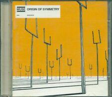 Muse - Origin Of Symmetry Cd Eccellente