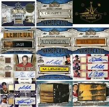 Sidney Crosby - 2020 Leaf Lumber Kings Hockey Sealed 10 Box Case Break
