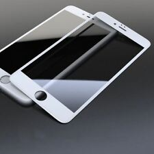 3D CURVED FULL TEMPERED GLASS LCD SCREEN PROTECTOR WHITE FOR IPHONE 6S PLUS
