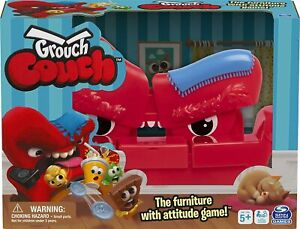 Grouch Couch Furniture with Attitude Game for Kids Wacky Games with Sounds *UK*