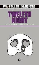Twelfth Night (Propeller Shakespeare) by Roger Warren, William Shakespeare, Edward Hall (Paperback, 2012)