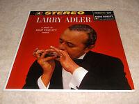 LARRY ADLER HARMONICA VINYL LP RECORD 1959 AUDIO FIDELITY