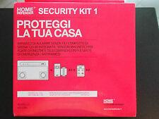 HOME DEFENDER SISTEMA ALLARME WIRELESS SECURITY KIT 1 MODELLO HD-C001,NUOVO