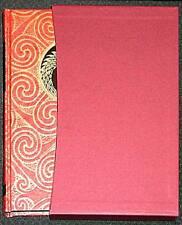 THE HOBBIT ~ J.R.R. Tolkien ~ FOLIO SOCIETY ~ NEW IN BLACK SLIPCASE ~ GIFT ED.