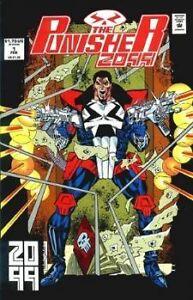 Punisher 2099 #1-12. 14-23, 26 (Marvel Comics)