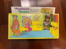 Near MIB, MOC 1970 Liddles Kiddles Mattel Playhouse Kiddles Cookin' Hiddle