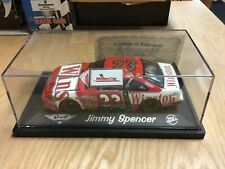 1997 Winston Cup Diecast Replica Jimmy Spencer Thunderbird Silver #23