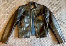 VANSON LEATHER COMET JACKET Motorcycle Cafe Racer Biker Triumph Sturgis SIZE 36
