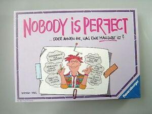 Nobody is Perfect von Ravensburger - lila Box !