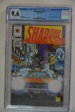 Shadowman #16 CGC 9.6 (1993) Valiant 1st Appearance Doctor Mirage