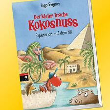 DER KLEINE DRACHE KOKOSNUSS (Band 23) | Expedition auf dem Nil | Siegner (Buch)
