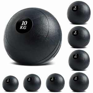 Slam Ball,No Bounce, Sporteq Strength Training, Boxing Workout Exercise 4kg-20kg