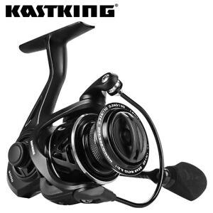 KastKing Zephyr Spinning Fresh & Saltwater Fishing Reel Stainless Steel (5.2:1)