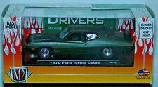 M2 MACHINES AUTO DRIVERS 1970 FORD TORINO COBRA