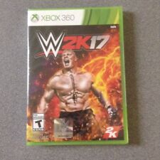 XBox 360   WWE 2K17   (Microsoft Xbox 360)    NEW & Sealed   XBox Live