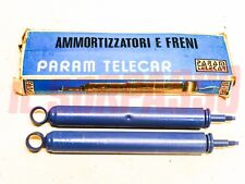 AMMORTIZZATORI SOSPENSIONI POSTERIORI FIAT 132 BERLINA ORIGINALI TELECAR