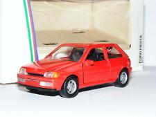 Schabak 1086 Ford Fiesta XR2i Red 1/43