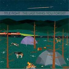 """New Music Title Fight """"The Last Thing You Forget"""" 7"""""""