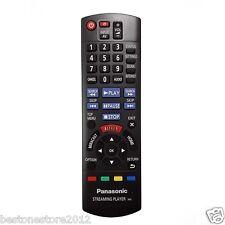 New Panasonic N2QAYB000886 STREAMING PLAYER IR6 Remote for DMP-MS10 DMP-MST60