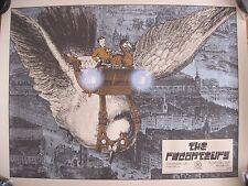 THE RACONTEURS JACK WHITE POSTER TERMINAL 5 NYC 2008 ROB JONES #473 THIRD MAN