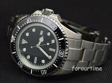 Parnis deep sea dweller automatic watch cecamic bezel 47MM stainless steel watch