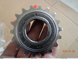 "ACS CROSSFIRE Single Speed BMX Freewheel 18T Thread size 1.375"" x 24 tpi 34mm"