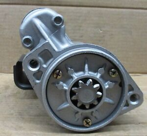 REMAN STARTER 17196 FITS * SEE FITMENT CHART * *6 MONTH WARRANTY