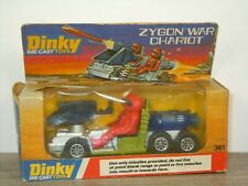 Zygon War Chariot - Dinky Toys 361 England in Box *45498