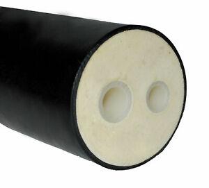 Fernwärmeleitung Erdleitung Doppelrohr Flexrohr Sanitär S-25+20 (DN 20 +15)
