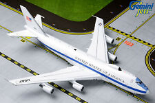 US Air Force Boeing E-4B 73-1676 Gemini Jets GMUSA083 Scale 1:400