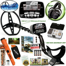 Garrett AT Pro Metal Detector with MS-2 Headphones and Pro-Pointer AT, USA Ver.