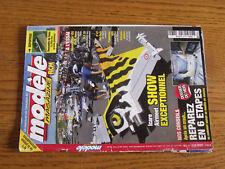 16$$ Revue Modele Magazine n°730 Plan encarté Verti 4+ 1er part / reparer mousse