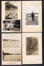More details for sweden british family tour photographs mounted on postcards c1930s? x16 cards