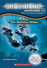 The Darkness Below (Bionicle Adventures Book 3) Greg Farshtey PB.