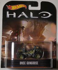 Hot Wheels 1/64 Retro Entertainment Halo UNSC Gungoose MOC 2016