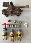 Playmobil Set 3653 Partial Set Knights Castle Catapult Set - Includes Key Pieces