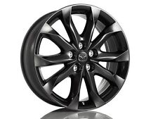 "Mazda 16"" Dark Alloy Wheel (set of 4) with Center Caps B45A-V3-810"