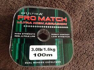 pro match line ultra high abrasion 100m