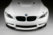 FRP FIBER GLASS 3D Style Front Lip Splitter Fit For 07-11 BMW E90 E92 E93 M3