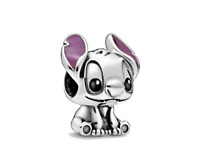NEW 2020 Disney Lilo and Stitch Pandora Charm Authentic Sterling Silver S925 ALE