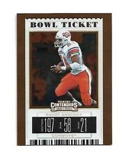 BARRY SANDERS 2019 PANINI CONTENDERS DRAFT PICKS BOWL TICKETS #13 05/99 $20.00