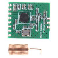 CC1101 Wireless Module Long Distance Transmission Antenna 868MHZ SPI Inter MW