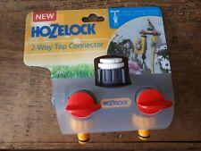 Hozelock 2252 2 Way TAP connector