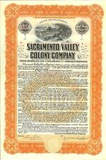 Sacramento Valley Colony Company > 1923 California